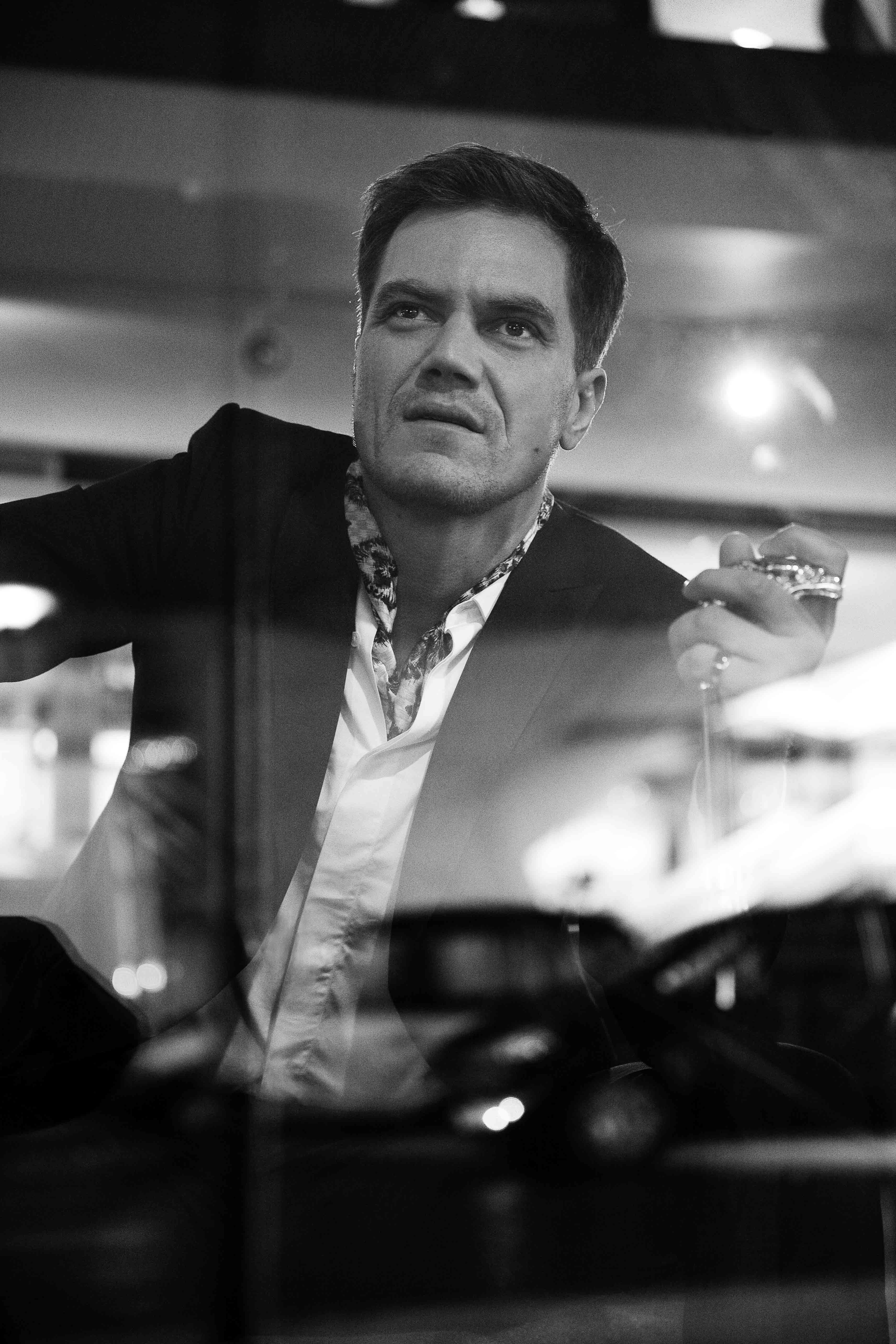 Michael Shannon / Fault Magazine, July 2013