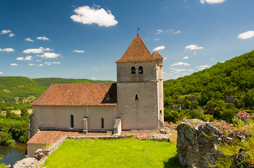 "old blue sky cliff france green grass clouds river french landscape nikon day village awesome small lot chruch clear perched fortified whiteclouds cirq lapopie d90 ""blue ""green sky"" 2013 ""martin grass"" photo"" ""fortified chruch"" cauchoncabri ""saintcirqlapopie"""