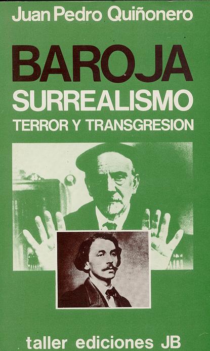Baroja Surrealismo terror y transgresión 2 Uti 415