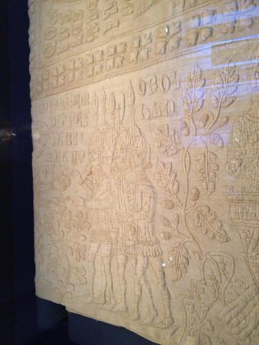 Tristan Quilt - Victoria & Albert Museum