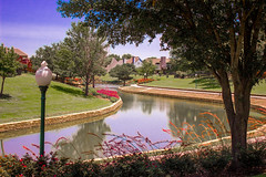 Canal at Canyon Crest by Debbie Jones