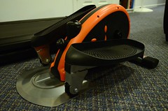 Mini Elliptical Trainer