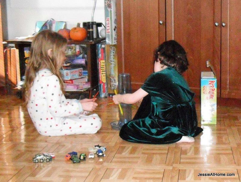 Playing-KerPlunck