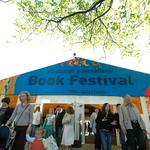 Book Festival Entrance Tent |