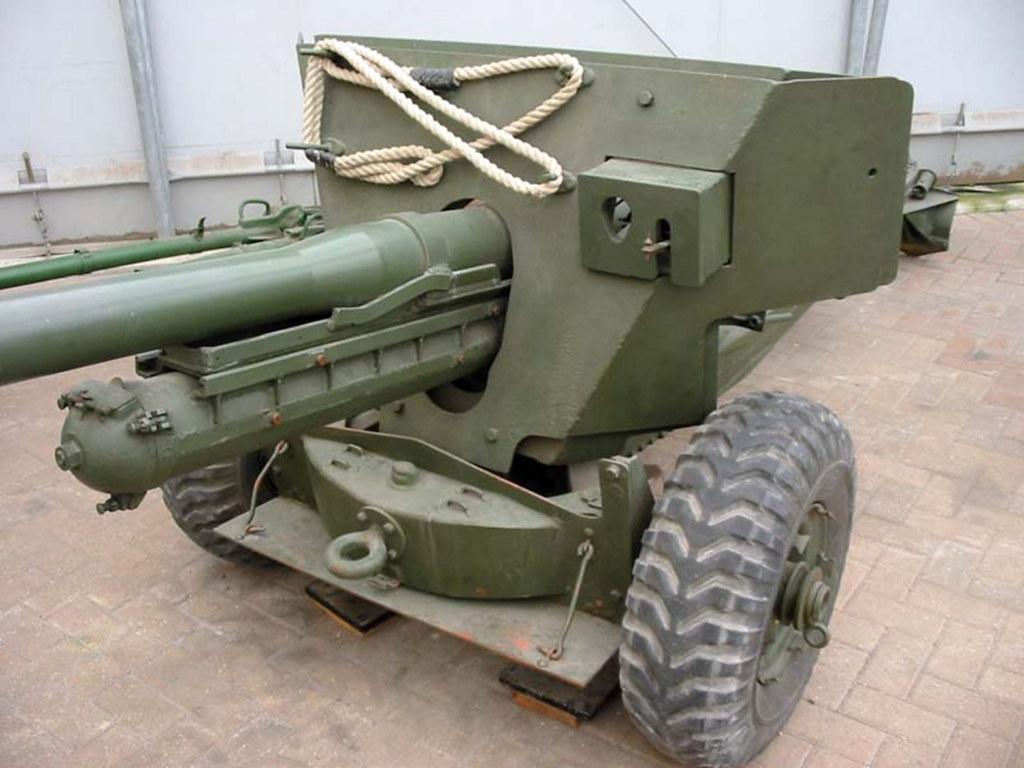 German 50 Mm Anti Tank Gun: Airborne 6pdr Anti-tank Gun