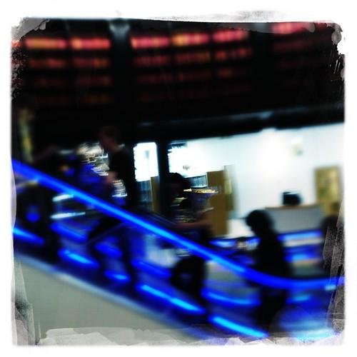 Brass blue