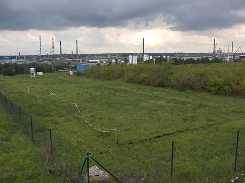 Energieberg Georgswerder - Testfelder