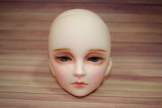 Aki's First Crappy Faceup!