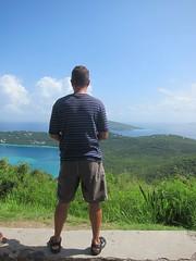 Looking At Magens Bay
