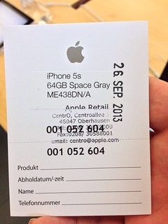 Apple Store: CentrO Oberhausen