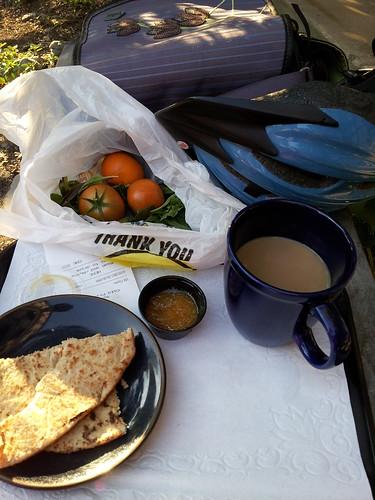 Coffeenuring #1: Teaism