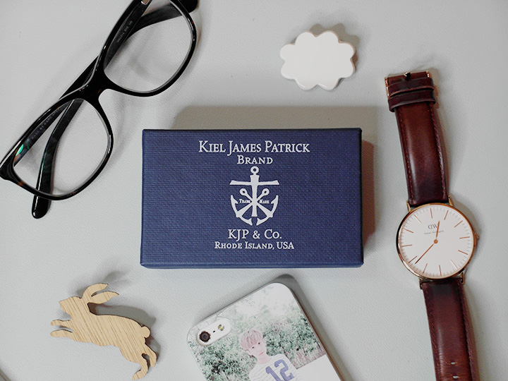 Kiel James Patrick - Anchor Bracelets box
