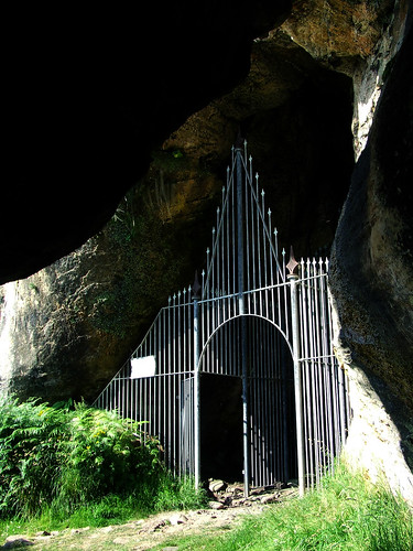 King's cave entrance