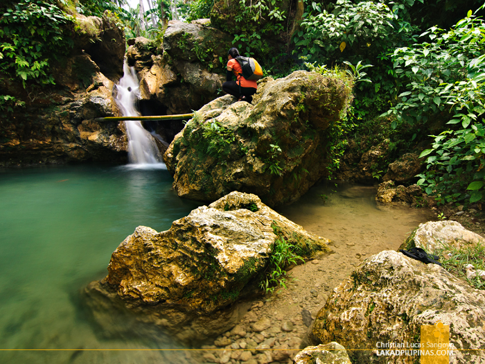 The Diminutive Dalipuga Falls in Iligan City