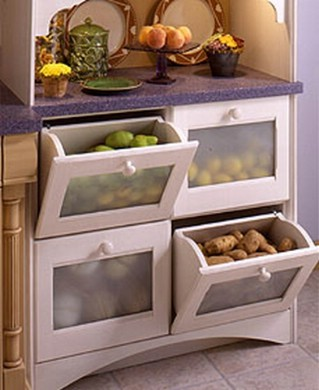 Maximize Kitchen Storage With Custom Cabinet Solutions