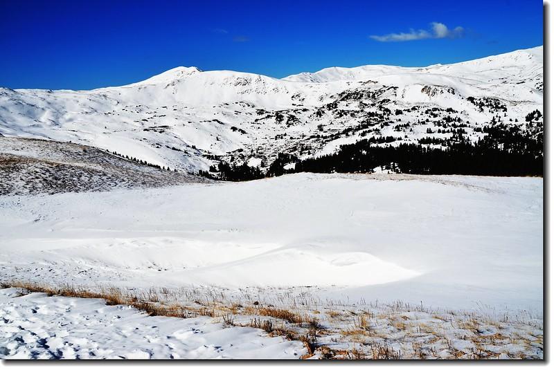 Loveland Pass  山景 12