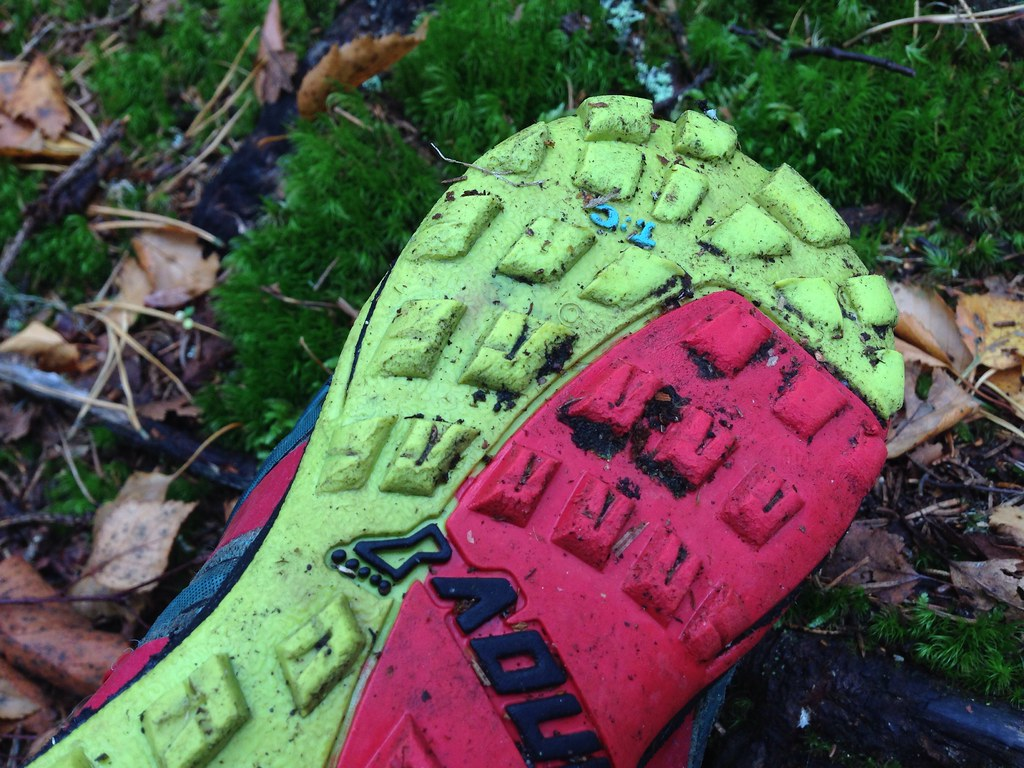 inov-8 TrailRoc 235 Sole heel