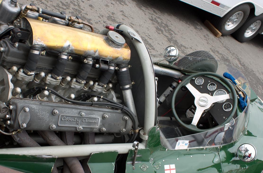 1957 Cooper T43 8