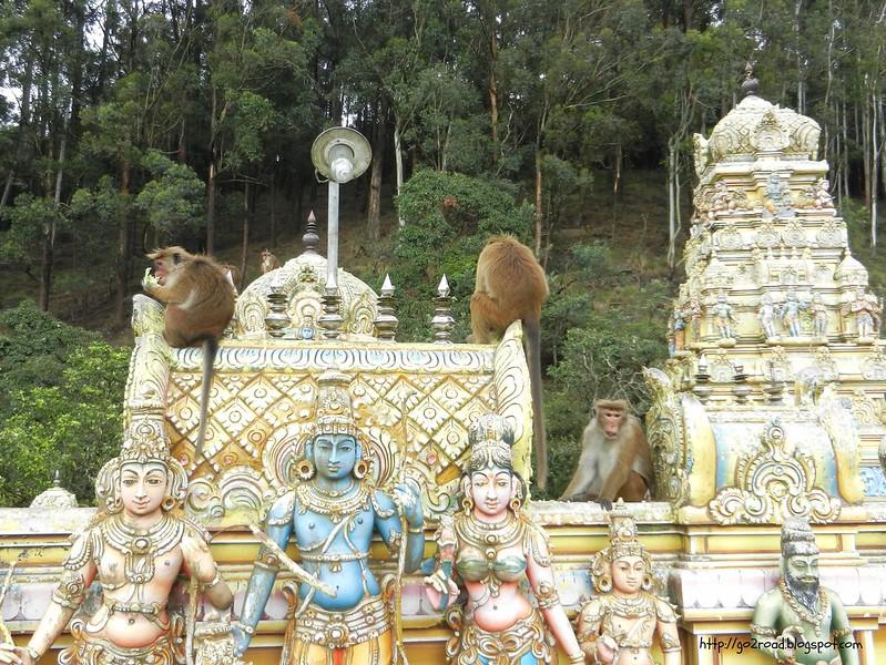 Храмы Шри Ланки