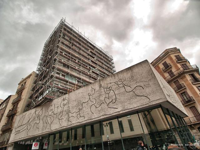 Col-legi d\'Arquitectes - Arquitecturaxbarcelona