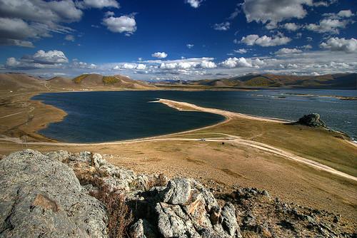 lake wind mongolia mongolie mongolei arkhangai монголулс архангай тэрхийнцагааннуур