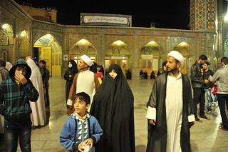 Fatima Masumeh Shrine Qom Iran