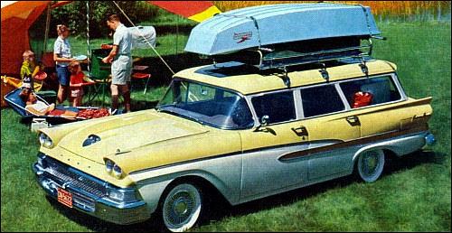 ford usa 1958 country_sedan
