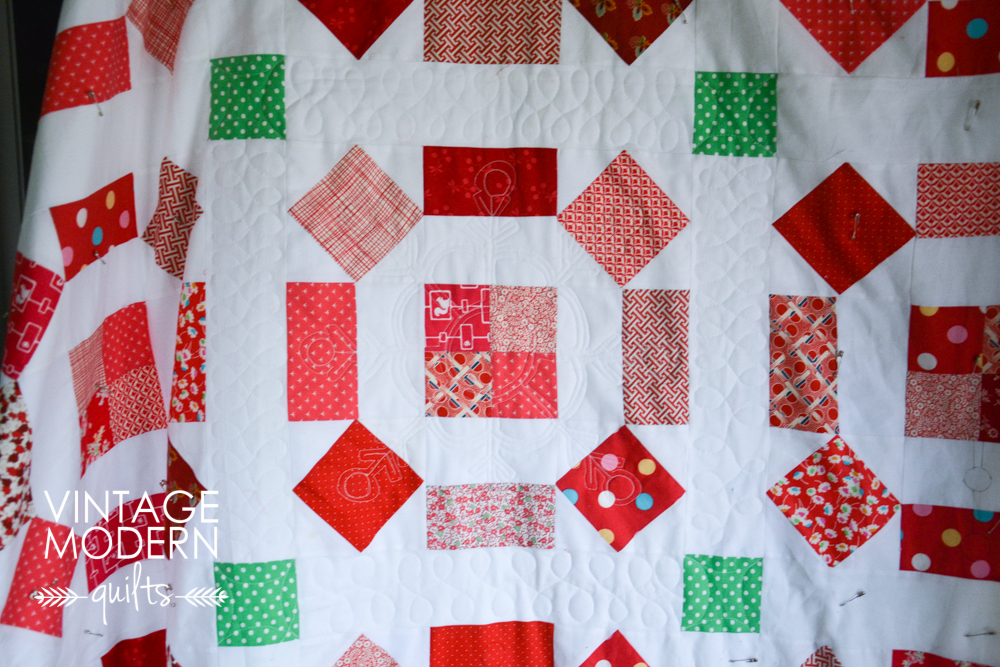 Quilting Snowflakes