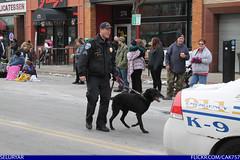 APD Police Dog Handler and Partner Lenny