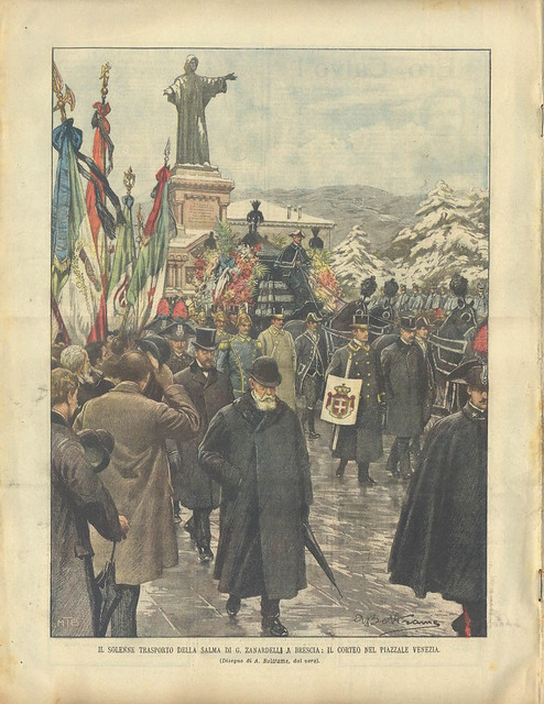 La Domenica del Corrieri, Nº 2, 10 Janeiro 1904 - contra-capa
