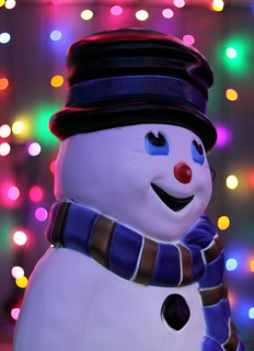 The Happy Snowman