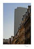 Rue Mayet dwarfed by La Tour Maine-Montparnasse