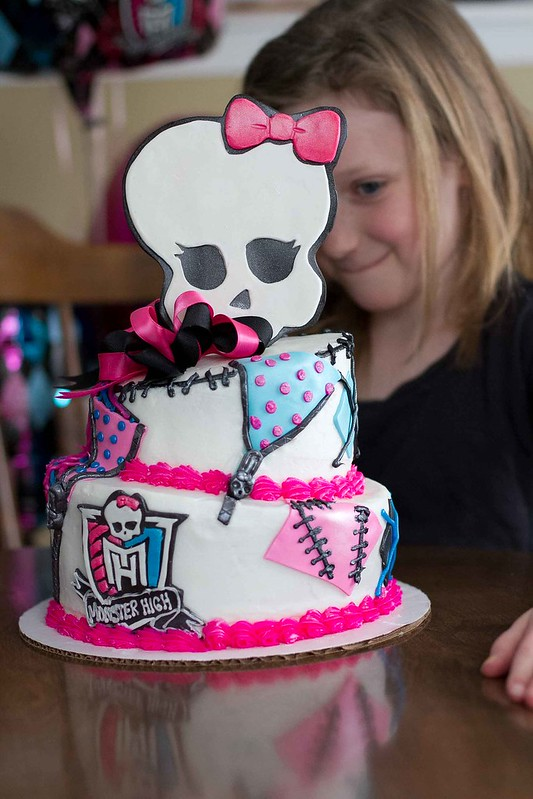 Addie's 9th Birthday