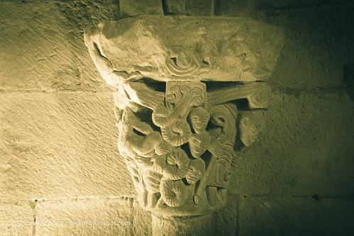 Colegiata de San Pedro, Cervatos