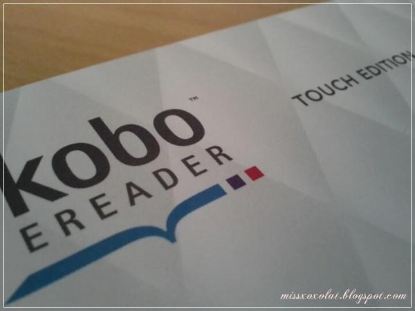 kobo touch ereader
