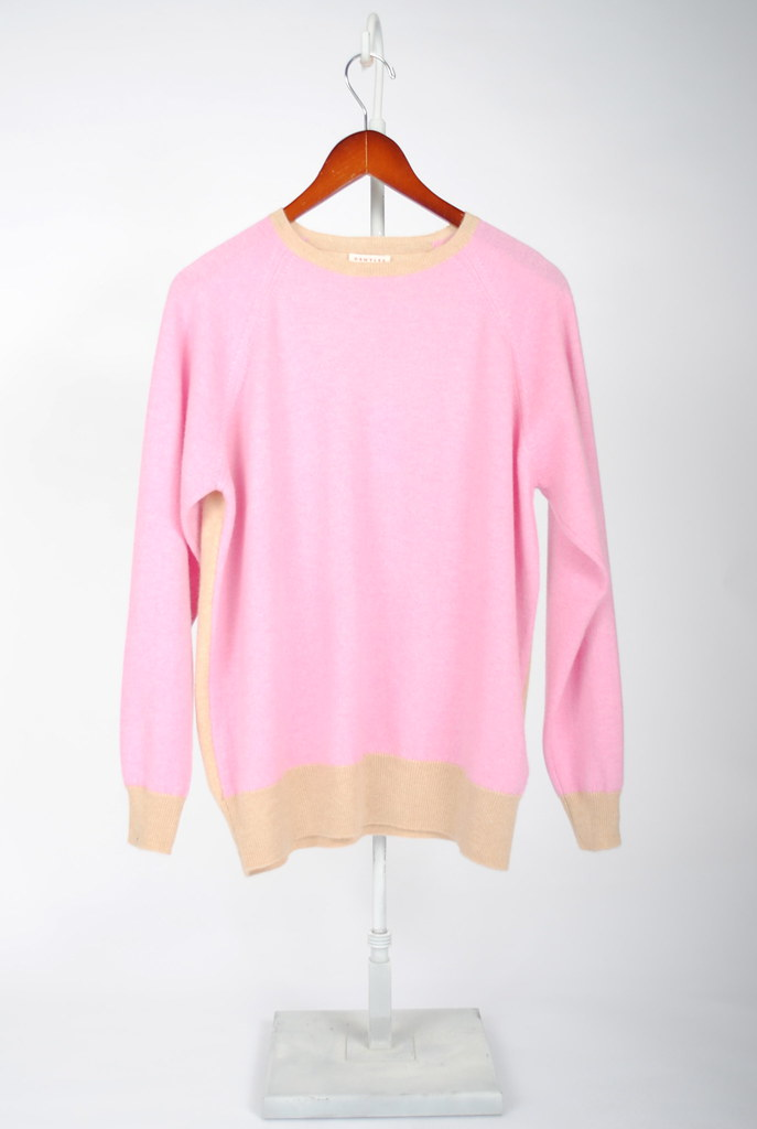 Finn Colorblock Sweater