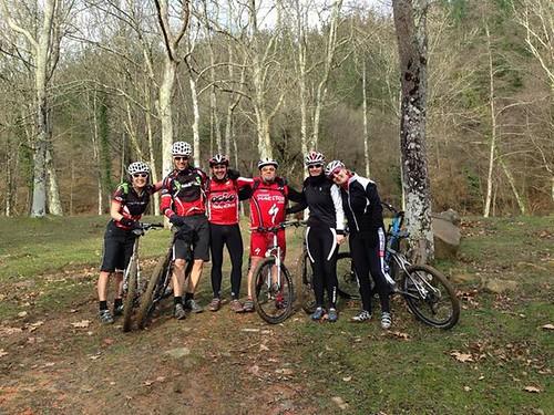 Mountain bike y más mujeres
