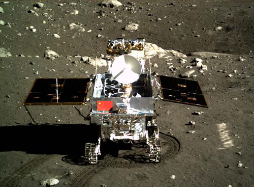 Chang'e-3 Preliminary Science Results