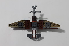 The LEGO Movie Getaway Glider (70800)
