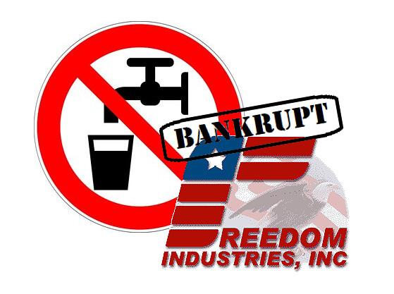 Freedom is Negligent, Goes Bankrupt