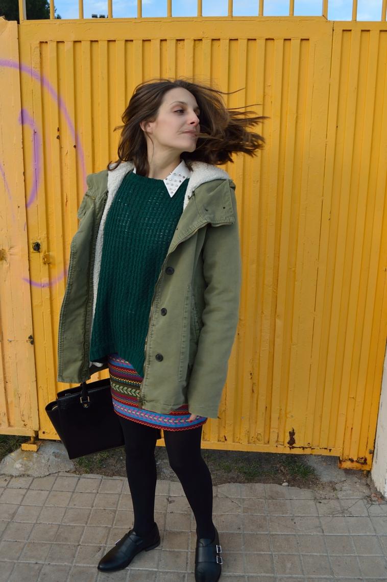 lara-vazquez-madlula-blog-streetstyle-parka-green-outfit