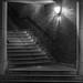 Tower Bridge Stairs by Kasia Mijakowska