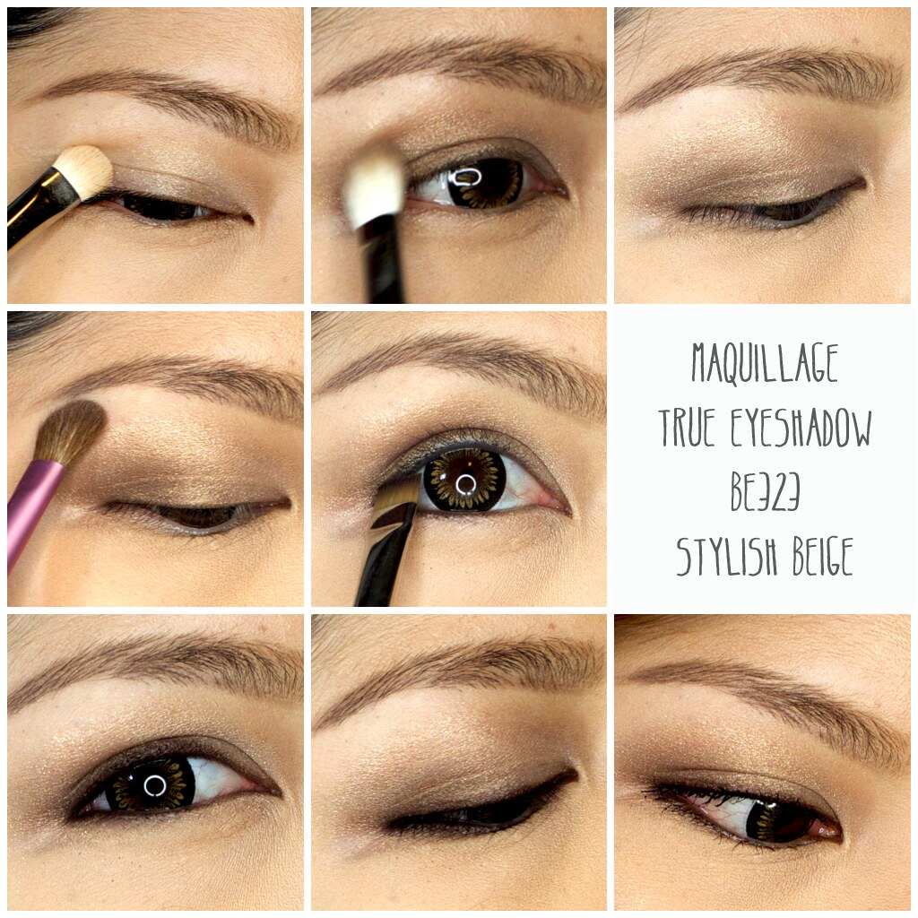 Maquillage step by step