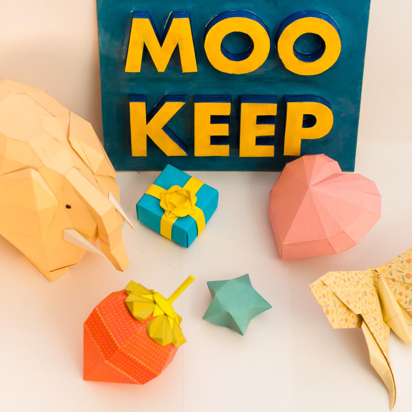 Mookeep.com Papercraft & Origami - January 2014 08