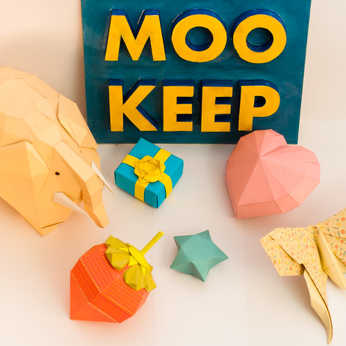 Mookeep.com Papercraft & Origami - January 2014 08