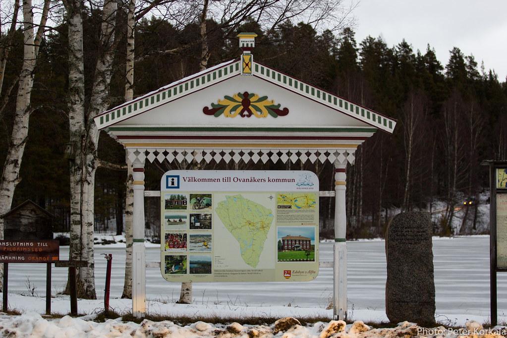 Welcome to Ovanåker