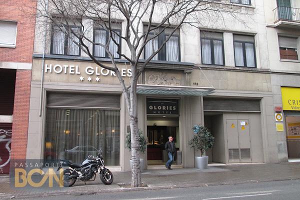 Hotel Glòries