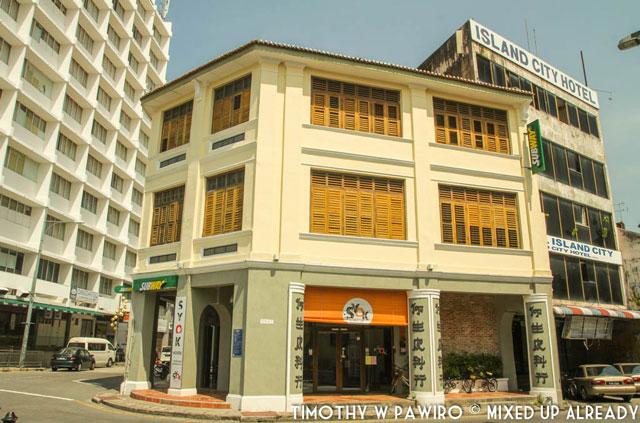 Malaysia - Penang - Hostel - Syok - Syok at Chulia hostel