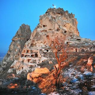 (Explored) Uçhisar, Cappadocia (Kapadokya, Turkey) 1312