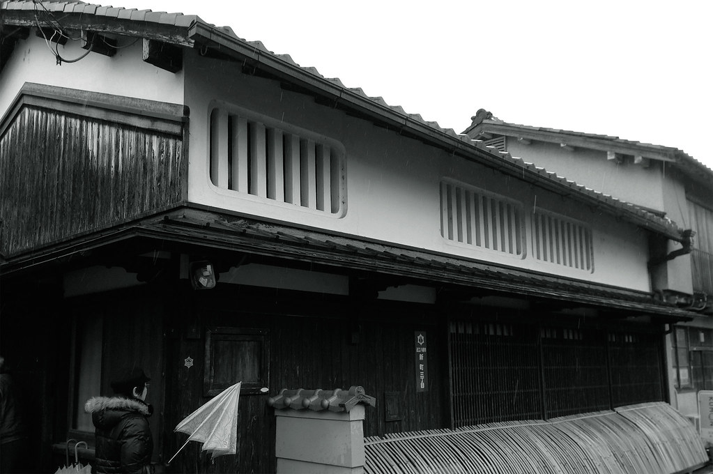 近江八幡空き町家見学会